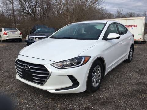 2018 Hyundai Elantra for sale at Complete Auto Credit in Moyock NC