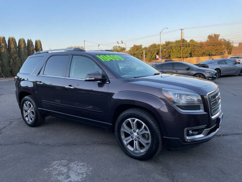 2015 GMC Acadia for sale at Blue Diamond Auto Sales in Ceres CA