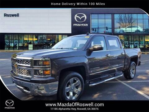 2015 Chevrolet Silverado 1500 for sale at Mazda Of Roswell in Roswell GA