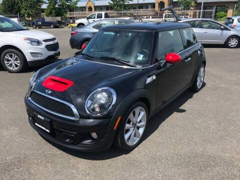 2012 MINI Cooper Hardtop for sale at TacomaAutoLoans.com in Tacoma WA