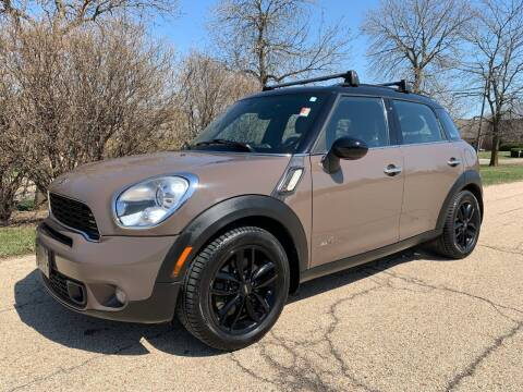 2011 MINI Cooper Countryman for sale at All Star Car Outlet in East Dundee IL