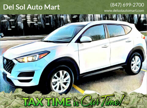 2019 Hyundai Tucson for sale at Del Sol Auto Mart in Des Plaines IL