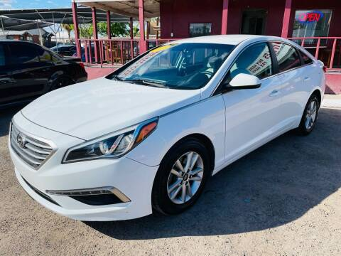 2015 Hyundai Sonata for sale at Fast Trac Auto Sales in Phoenix AZ