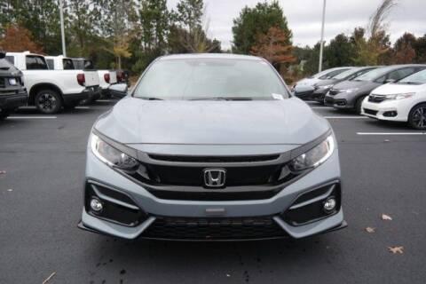 2021 Honda Civic for sale at Southern Auto Solutions - Georgia Car Finder - Southern Auto Solutions - Lou Sobh Honda in Marietta GA