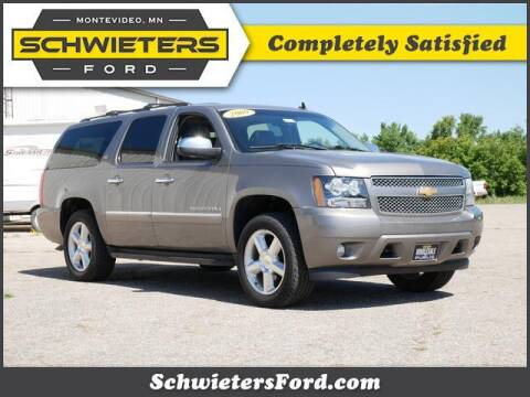 2009 Chevrolet Suburban for sale at Schwieters Ford of Montevideo in Montevideo MN