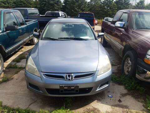2007 Honda Accord for sale at Craig Auto Sales in Omro WI