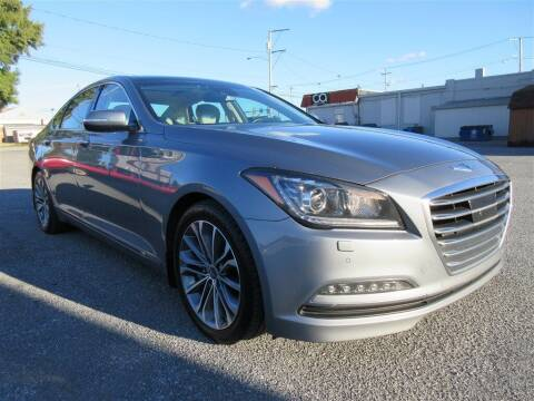 2016 Hyundai Genesis for sale at Cam Automotive LLC in Lancaster PA