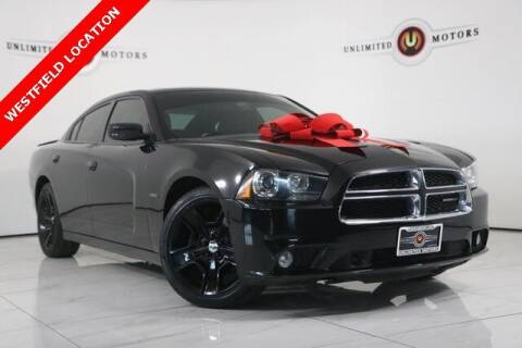2011 Dodge Charger for sale at INDY'S UNLIMITED MOTORS - UNLIMITED MOTORS in Westfield IN