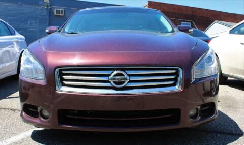 2014 Nissan Maxima for sale at EZ PASS AUTO SALES LLC in Philadelphia PA
