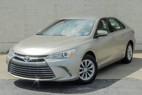 2015 Toyota Camry for sale at Cannon and Graves Auto Sales in Newberry SC