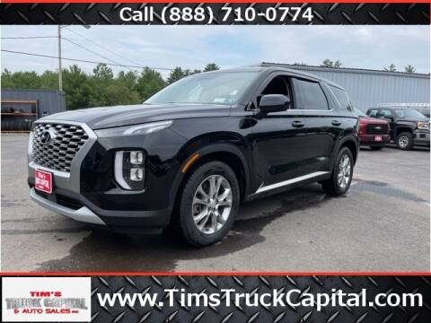 2020 Hyundai Palisade for sale at TTC AUTO OUTLET/TIM'S TRUCK CAPITAL & AUTO SALES INC ANNEX in Epsom NH