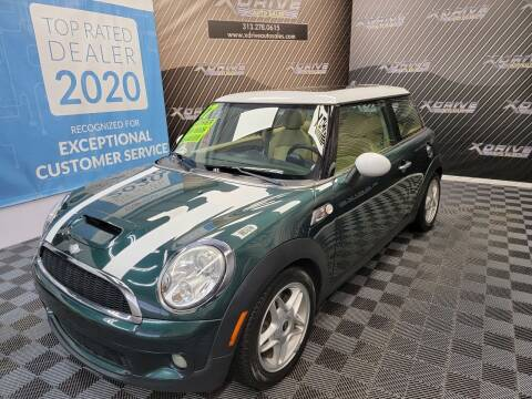 2007 MINI Cooper for sale at X Drive Auto Sales Inc. in Dearborn Heights MI