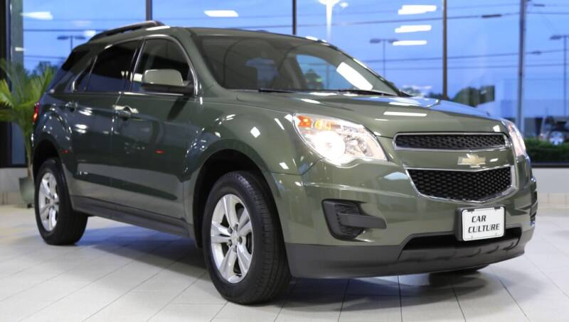 2015 Chevrolet Equinox for sale at Car Culture in Warren OH