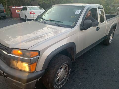 2008 Chevrolet Colorado for sale at Trocci's Auto Sales in West Pittsburg PA