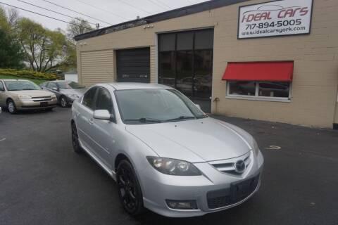 2008 Mazda MAZDA3 for sale at I-Deal Cars LLC in York PA