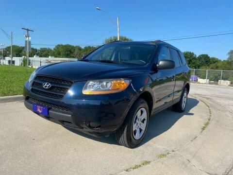 2009 Hyundai Santa Fe for sale at Xtreme Auto Mart LLC in Kansas City MO