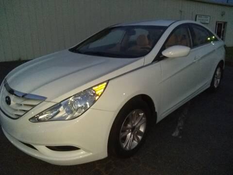 2012 Hyundai Sonata for sale at Wheels To Go Auto Sales in Greenville SC