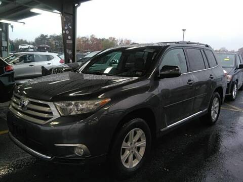 2012 Toyota Highlander for sale at L & S AUTO BROKERS in Fredericksburg VA