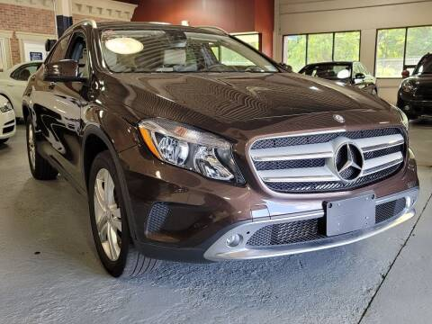 2017 Mercedes-Benz GLA for sale at AW Auto & Truck Wholesalers  Inc. in Hasbrouck Heights NJ
