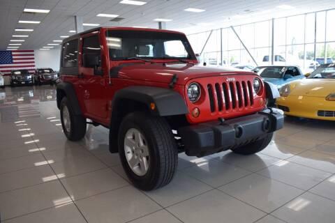 2009 Jeep Wrangler for sale at Legend Auto in Sacramento CA