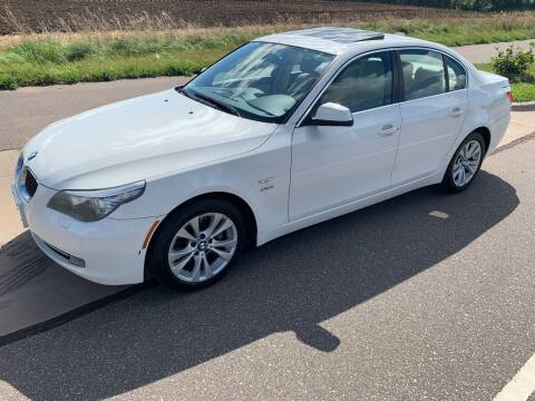 2010 BMW 5 Series for sale at Major Motors Automotive Group LLC in Ramsey MN