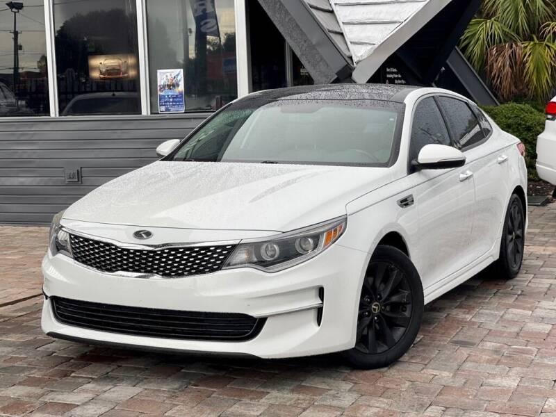 2016 Kia Optima for sale at Unique Motors of Tampa in Tampa FL