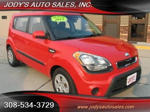 2013 Kia Soul for sale at Jody's Auto Sales in North Platte NE