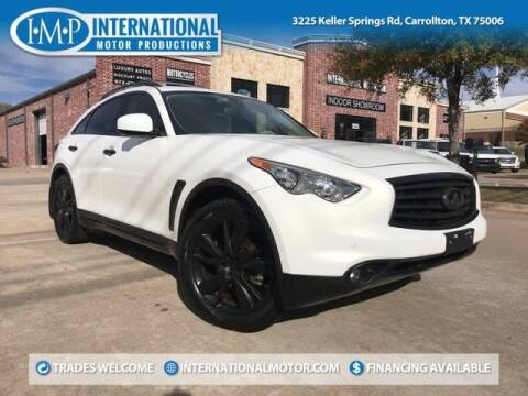 2013 Infiniti FX37 for sale at International Motor Productions in Carrollton TX