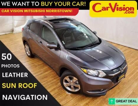 2017 Honda HR-V for sale at Car Vision Mitsubishi Norristown in Trooper PA