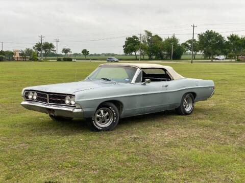 1968 Ford Galaxie for sale at Classic Car Deals in Cadillac MI