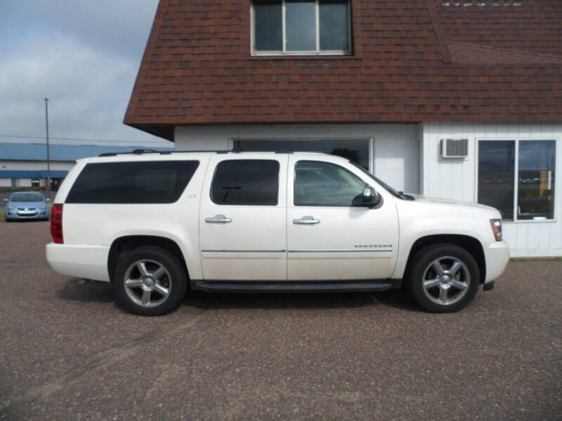 2011 Chevrolet Suburban for sale at Paul Oman's Westside Auto Sales in Chippewa Falls WI