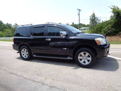 2005 Nissan Armada for sale at Car Depot Auto Sales Inc in Seymour TN