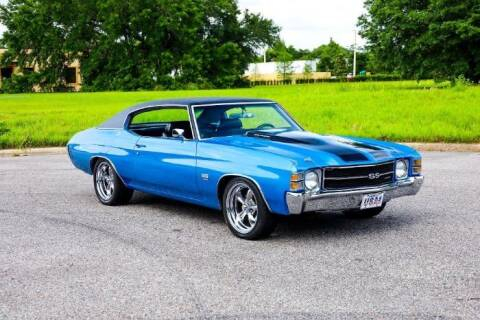1971 Chevrolet Chevelle for sale at Haggle Me Classics in Hobart IN