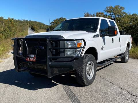 2014 Ford F-350 Super Duty for sale at TINKER MOTOR COMPANY in Indianola OK