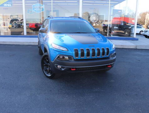 2018 Jeep Cherokee for sale at Williams Auto Sales, LLC in Cookeville TN