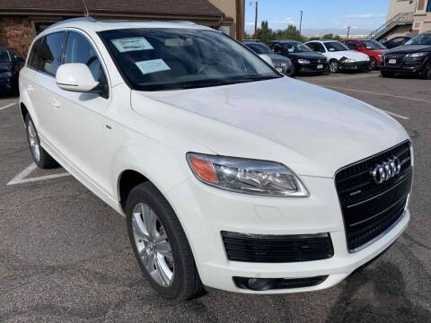 2009 Audi Q7 for sale at BERKENKOTTER MOTORS in Brighton CO