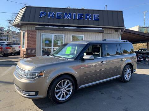 2014 Ford Flex for sale at Premiere Auto Sales in Washington PA