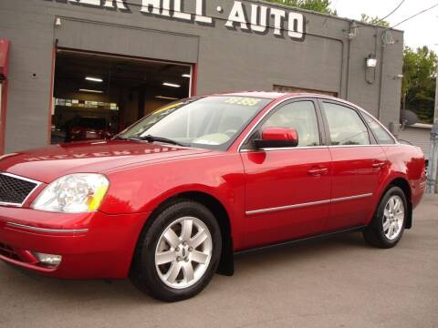2005 Ford Five Hundred for sale at Meeker Hill Auto Sales in Germantown WI