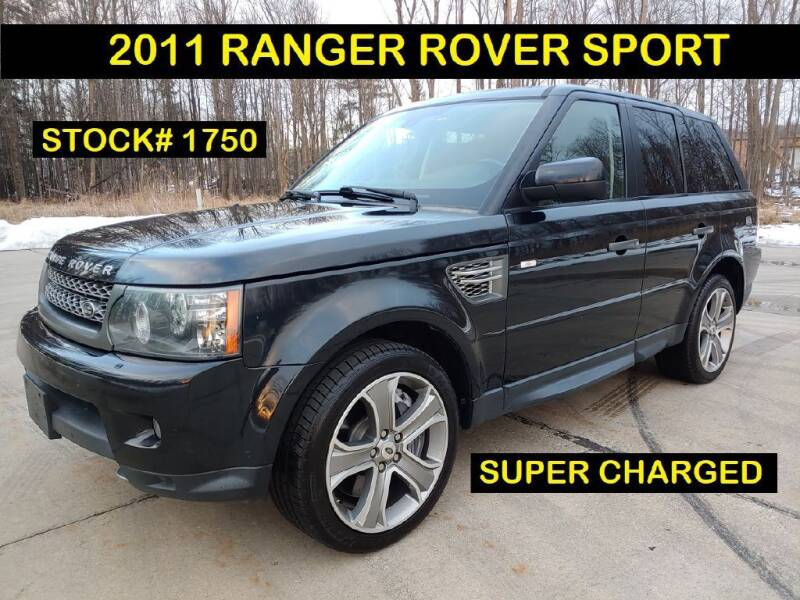 2011 Land Rover Range Rover Sport for sale at Autolika Cars LLC in North Royalton OH