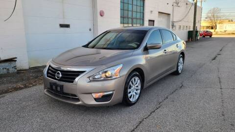 2014 Nissan Altima for sale at JT AUTO in Parma OH