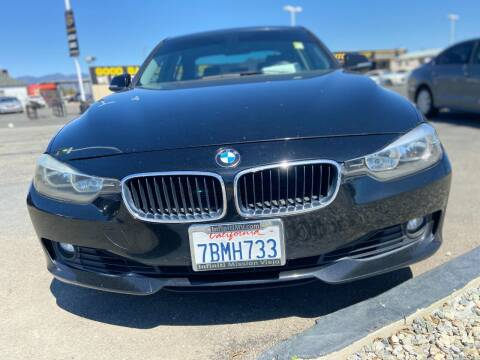 2013 BMW 3 Series for sale at Global Auto Group in Fontana CA
