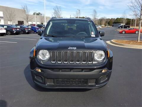 2018 Jeep Renegade for sale at Lou Sobh Kia in Cumming GA