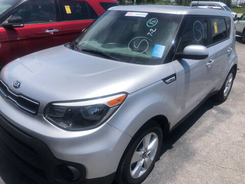 2018 Kia Soul for sale at Outdoor Recreation World Inc. in Panama City FL