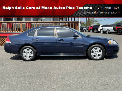 2011 Chevrolet Impala for sale at Ralph Sells Cars at Maxx Autos Plus Tacoma in Tacoma WA