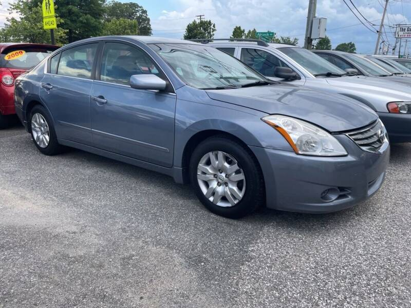 2012 Nissan Altima for sale at Alpina Imports in Essex MD