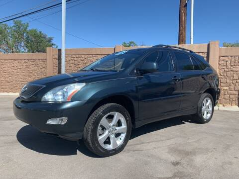 2006 Lexus RX 330 for sale at Berge Auto in Orem UT