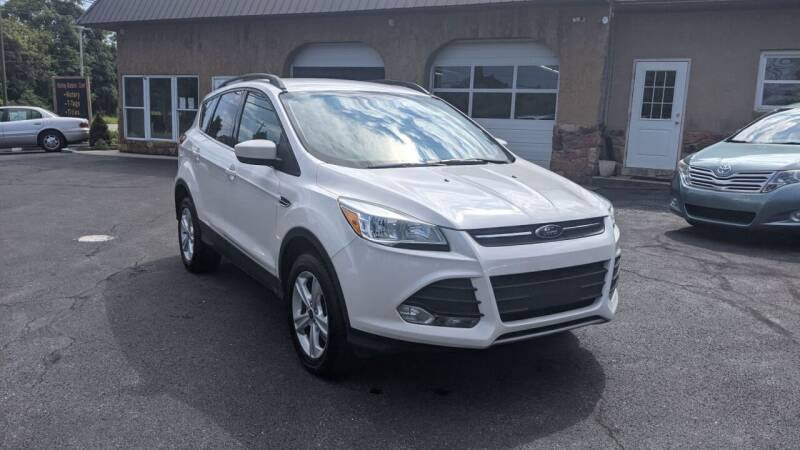 2016 Ford Escape for sale at Worley Motors in Enola PA