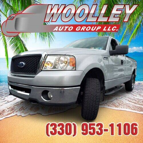 2007 Ford F-150 for sale at Woolley Auto Group LLC in Poland OH