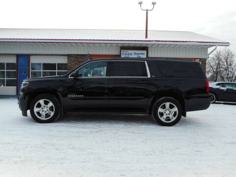 2016 Chevrolet Suburban for sale at Twin City Motors in Grand Forks ND