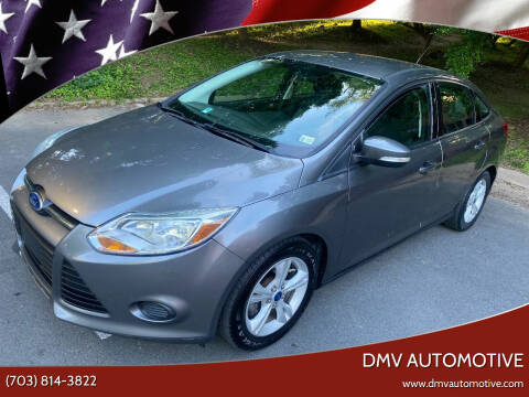 2014 Ford Focus for sale at DMV Automotive in Falls Church VA